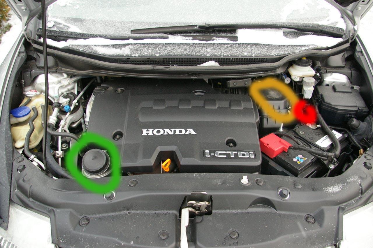 Aiuto disegno o foto filtro olio for Filtro aria cabina 2012 ridonda honda